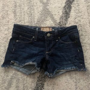 Paige Premium Denim Jean Shorts